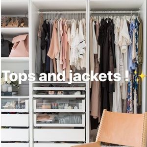 Other - Tops and jackets